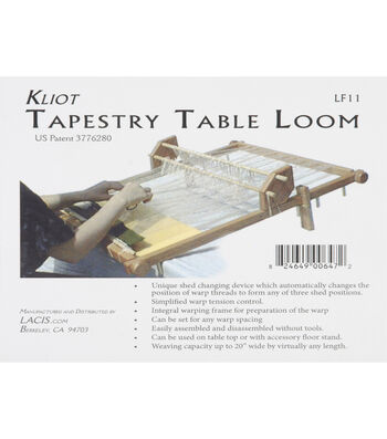 Kliot Tapestry Table Loom