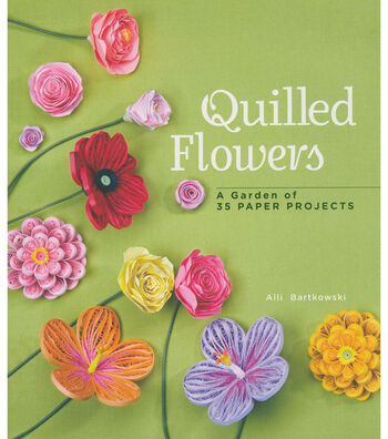 Quilled Flowers Projects