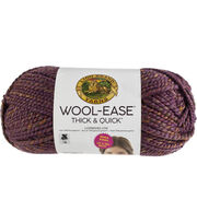Lion Brand Wool-Ease Thick & Quick Bonus Bundle Yarn, , hi-res