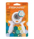 Fiskars 1\u0027\u0027 Squeeze Punch & Acrylic Template-Hexagon
