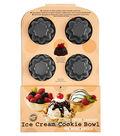 Wilton Ice Cream Cookie Bowl Pan 6-cavity