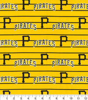 Pittsburgh Pirates Cotton Fabric-70s Cooperstown, , hi-res