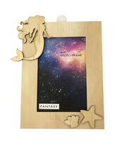 Hampton Art Wood Frame-Unicorn, , hi-res