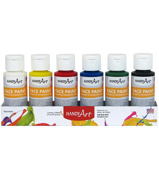 Face Paint & Body Paint - Body Painting Supplies | JOANN