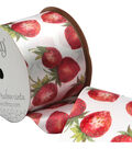 2 And One Qtr Island Mist Fruit Ribbon