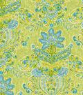 Home Decor 8\u0022x8\u0022 Fabric Swatch-Dena Crystal Vision Citrus