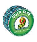 Printed Duck Tape Br& Duct Tape 1.88 in. x 10 yd.-Herringbone