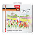 Bruynzeel 24 pk Expression Colour Pencils with Tin