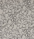 Lightweight Decor Fabric - Hope Ebony