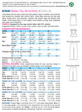 Kwik Sew Misses Sleep & Lounge-K3660