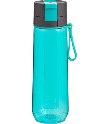 Trudeau 26 oz. DNA Water Bottle-Aqua