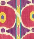 IMAN Home Upholstery Fabric 54\u0022-Spice Islands/Blossom