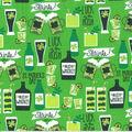 St. Patrick\u0027s Day Fabric -St. Patricks Day Drinks