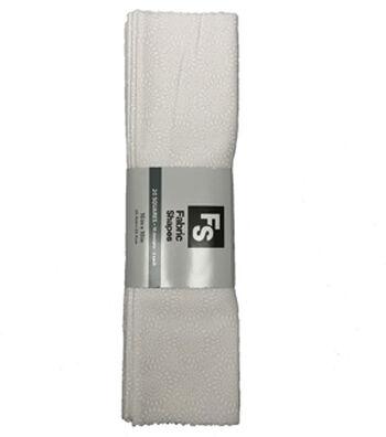 Layer Cake Cotton Fabric 10''-White