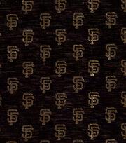 San Francisco Giants Knit Fabric -Foil Logo, , hi-res