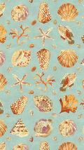 Waverly Print Fabric 54\u0022-Shore Thing/Flaxseed