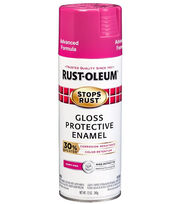 Rust-Oleum Stops Rust Advanced Gloss Spray Paint, , hi-res