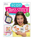 I Can Cross Stitch Book