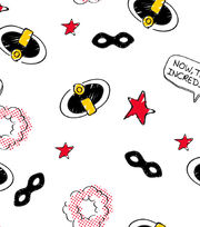 Disney Incredibles 2 Cotton Fabric -Icons, , hi-res