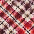 Anti-Pill Plush Fabric-Autumn Plaid