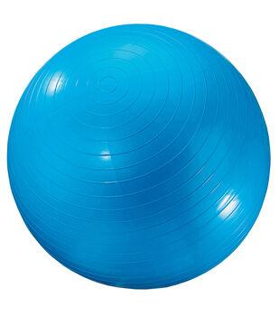 "Exercise Ball, 24"", Blue"
