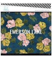 "Heidi Swapp Single-Sided Paper Pad 12""X12""-Emerson Lane-18 Designs, , hi-res"