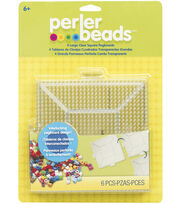 4 Pk Clear Pegboards, , hi-res