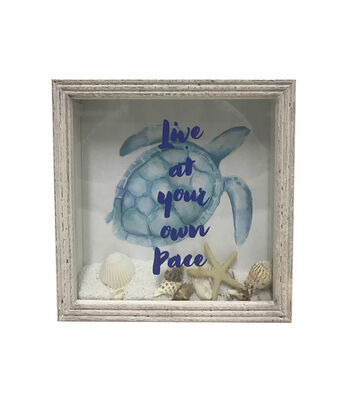 Indigo Mist Tabletop Decor-Live at your Own Place