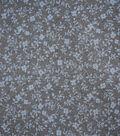 Premium Quilt Cotton Fabric-Packed Mini Blue