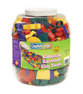 Creativity Street Colossal Barrel of Clay Tools, Assorted Colors & Sizes