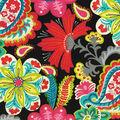 P/K Lifestyles Outdoor 8x8 Fabric Swatch-Flower Child/Spectrum