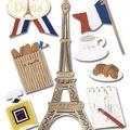 Jolee\u0027s Boutique Themed Stickers-Paris