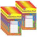 Reward Words Incentive Pad, 36 Per Pack, 12 Packs