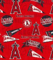 Los Angeles Angels Cotton Fabric-Vintage, , hi-res