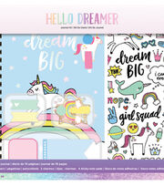 American Crafts Hello Dreamer Journal Kit, , hi-res