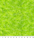 Keepsake Calico Cotton Fabric-Sundrenched Dragonflies on Green