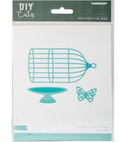 "Kaisercraft Decorative Die-Birdcage 1"" To 3.75"", , hi-res"