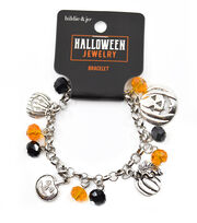 hildie & jo Halloween Jewelry Charms & Crystal Beads Bracelet, , hi-res