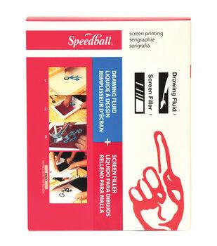 Speedball Drawing Fluid & Screen Filler Kit