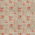 SMC Designs Outdoor Upholstery Fabric 54\u0022-Buster/Cinnabar