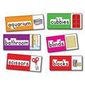 Print-Rich Classroom Labels Bulletin Board Set Grade K-2, 2 Sets