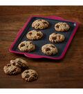 Structure Pro Half Cookie Sheet Fuchsia & Gray-16\u0022X10.5\u0022