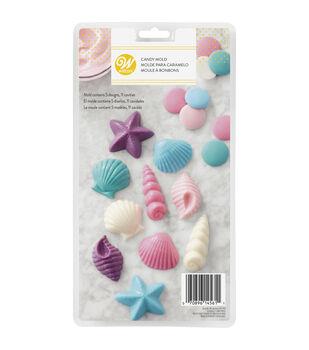 Wilton Candy Mold-Seashells