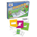 Learning Advantage Fence It In Exploring Area and Perimeter Game