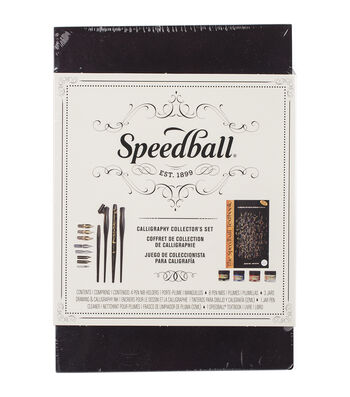 Speedball Art Products Calligraphy Collectors Set