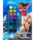 Parragon Disney Moana Discoveries & Dreams Activity Book