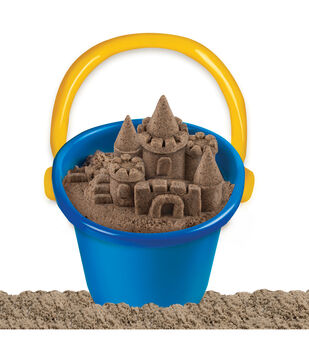 Kinetic Sand 48 oz. Beach Sand-Natural Brown