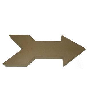 Paper Mache Arrow