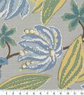 Robert Allen @ Home Print Swatch 55\u0022-Bright Flora Rain