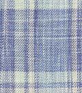 Waverly Upholstery Fabric 13x13\u0022 Swatch-Highland Haze Indigo